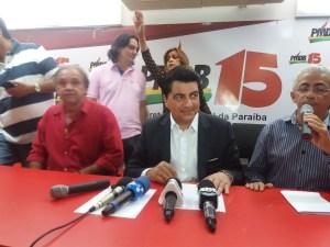 """""""Sou elegível"""", responde Manoel Júnior sobre vice de Luciano Cartaxo"""