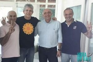 RC retira pré-candidatura de prefeito do PSB em apoio a candidato do PMDB