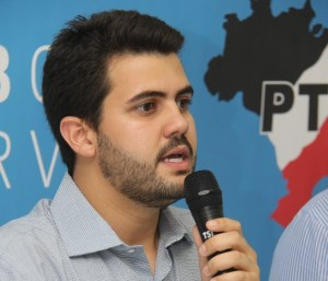 Wilson Filho diz que PTB é o maior partido da base de RC e certamente estará na chapa majoritária