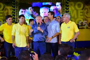 Em discurso, Enivaldo Ribeiro diz que governador deu as costas para CG