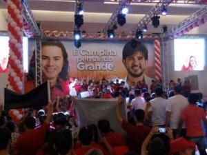 Duarante convenção, Veneziano desafia Romero a comparar quem fez mais por CG