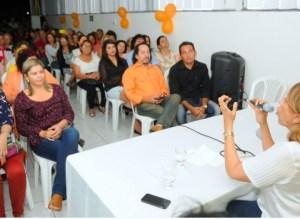 """Cida diz que vai governar JP em parceria com a UFPB: """" Quero uma construção conjunta"""""""