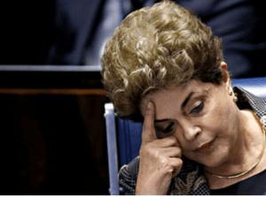 Em votação histórica, Senado aprova impeachment de Dilma Roussef