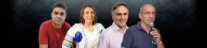 A três dias da eleição, Pesquisa aponta Cartaxo com 48% e Cida tem 21%