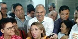 Cida Ramos retorna ao comando da Secretaria de Desenvolvimento Humano do Estado