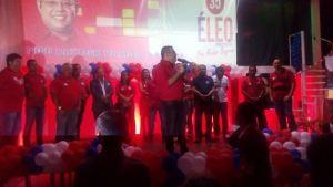 Em grande convenção, Léo Micena tem candidatura a prefeito de Bayeux homologada