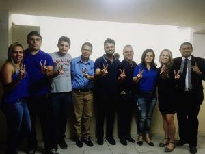 Berg Lima registra candidatura e diz que projeto do PTN tem respaldo popular