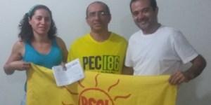 Executiva Estadual do Psol desfaz aliança do partido com o PSB em Sousa