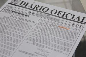 Diário Oficial: João exonera aliados de Ricardo e Gervásio Maia