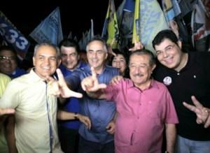 Maranhão se incorpora à campanha de Cartaxo e participa de caminhada