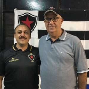 Zezinho é aclamado novo presidente do Botafogo PB para o próximo biênio