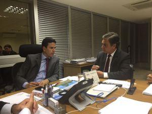 Ministro vem à Paraíba anunciar recursos para o viaduto do Geisel e ações para o Estado