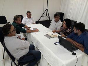 Prefeitos do Litoral Sul se reúnem para elaborar projeto de desenvolvimento da Região