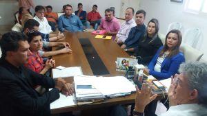 Após pedido do governador, Ricardo Barbosa decide adiar retorno à Assembleia Legislativa