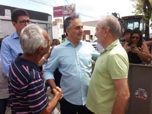 Em Sousa, Cartaxo defende  projeto de unidade política para desenvolvimento da PB