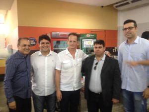Aliados de Durval anunciam apoio a Marcos; tucano conta com 20 votos
