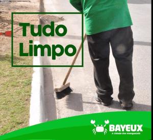 Prefeito firma acordo com empresa e coleta de lixo é normalizada em Bayeux