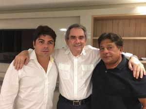 Apoio: Adversário político de Ricardo Coutinho se integra a grupo liderado por Lira
