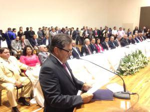 Em discurso de despedida, Galdino diz que último biênio foi o de maior produção da AL