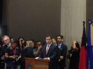 Durante discurso de posse, Gervásio Filho diz que AL servirá aos anseios populares