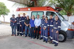 """Após quatro meses, base do Samu de Santa Rita é reaberta: """"Investimento que salva vida"""""""