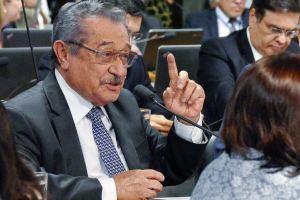 """Em sabatina com ministro, Maranhão cobra """"revolução"""" na segurança pública do país"""