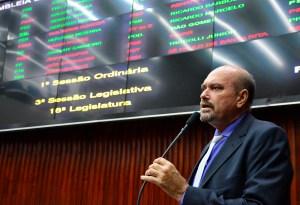 Após pedir renúncia da Mesa Diretora, Jeová Campos reivindica comissão na ALPB