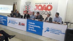 Cartaxo critica disputa pela paternidade da Transposição e reconhece Lula, Dilma e Temer