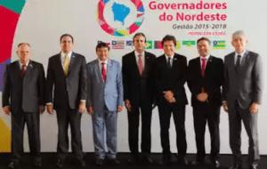 Ricardo e mais seis governantes vão pressionar Temer por investimentos no Nordeste