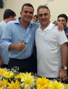 Luciano Cartaxo participa de festa de emancipação política em cidade do interior