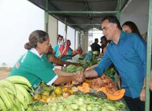 Cartaxo amplia investimento em segurança alimentar e estimula agricultura familiar