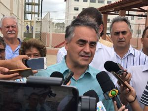 "Cartaxo sobre visita de Romero a JP: ""É bom que conhece as obras da capital"""