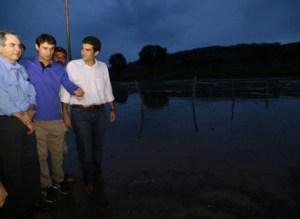 Romero diz que campinenses podem comemorar solução para crise hídrica na cidade