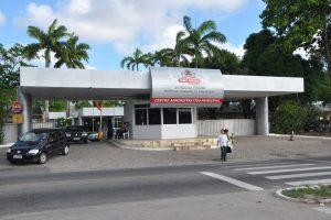 Centro Administrativo Municipal em Água Fria