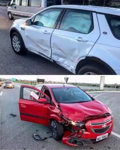 """Deputado sofre acidente na BR-230 e agradece a Deus pelo livramento: """"Bênção sem medida"""""""