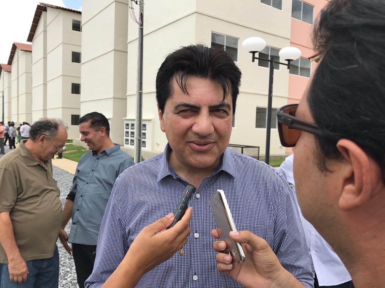 Manoel Jr garante que Maranhão não será candidato ao Governo do Estado