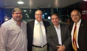 Empresário da construção civil é empossado como novo presidente do PHS na Paraíba