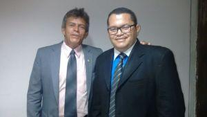 Zé Paulo oficializa licença na ALPB para tratar da saúde e cabo Sérgio assume vaga