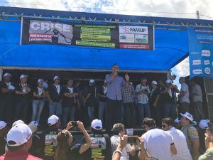 Em evento com prefeitos, Cartaxo diz que momento é de união pela PB