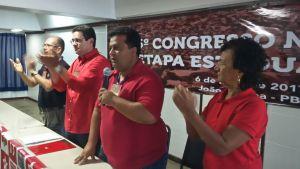 Petistas elegem Jackson Macêdo novo presidente do PT da Paraíba