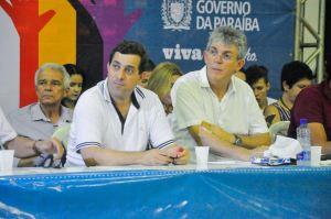 Em Guarabira, Gervásio concede entrevista, reúne lideranças e participa do OD