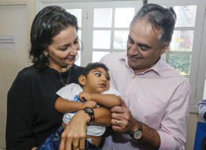 Prefeito anuncia conjunto de ações para bebês com microcefalia e suas mães