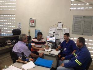 """Oposição acusa prefeito de Cruz do Espirito Santo de pegar """"carona"""" em obras da Cagepa"""