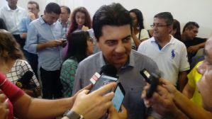 """Manoel Júnior sobre CPI da Lagoa: """"Pirotecnia atrapalha o andamento das coisas"""""""