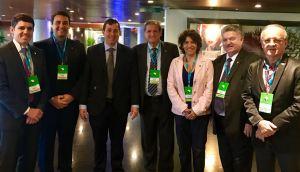 Deputados paraibanos discutem desenvolvimento econômico na Conferência da Unale