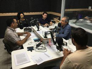 Em Patos,Lira e Hugo Motta tratam de investimentos e se reúnem com Prefeitos da região