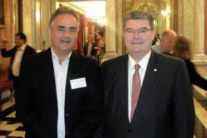 Espanha: Prefeito discute experiências de sucesso que vão contribuir para transformar JP