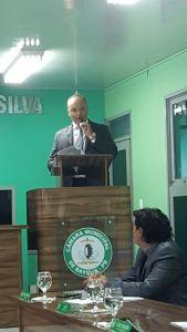 Bomba: Na tribuna da Câmara, secretário denuncia desmandos na gestão Berg Lima