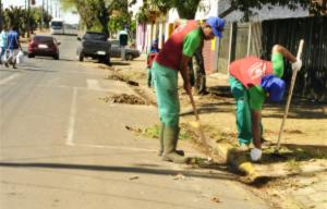Serviços da Emlur, Seinfra e Sedurb beneficiam 14 bairros em JP nesta segunda