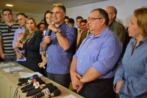 Bastidores: Luciano Cartaxo quer participação nas decisões da Executiva do PSD